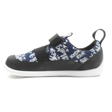 CLARKS PLAYWEB SHOE - BLUE MULTI G