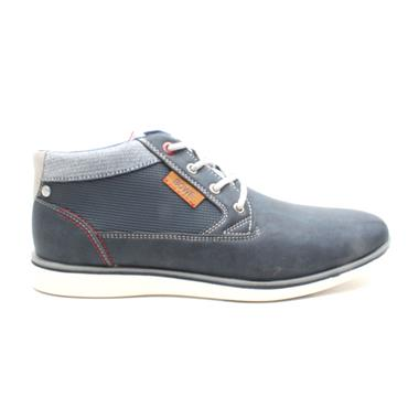 LLOYD AND PRYCE PURCELL BOOT - DENIM