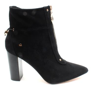 UNA HEALY PURESHORES ANKLE BOOT - Black