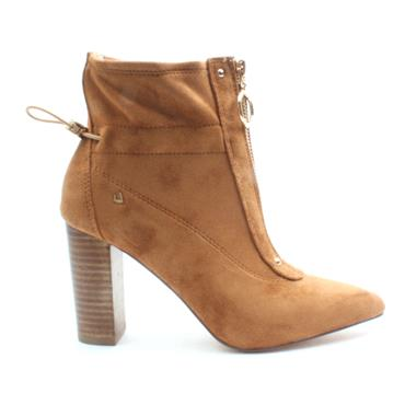 UNA HEALY PURESHORES ANKLE BOOT - TAN