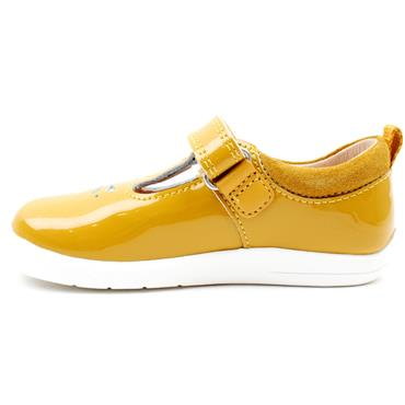 STARTRITE PUZZLE TBAR SHOE - GOLD F