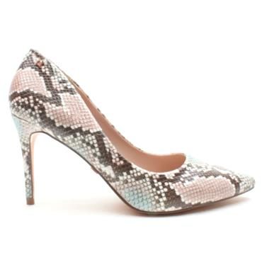 UNA HEALY QUEEN OF HEARTS COURT SHOE - MULTI