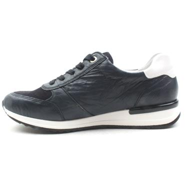 REMONTE R7023 LACED SHOE - NAVY