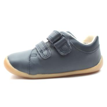 CLARKS ROAMER CRAFT T PREWALKER - NAVY F