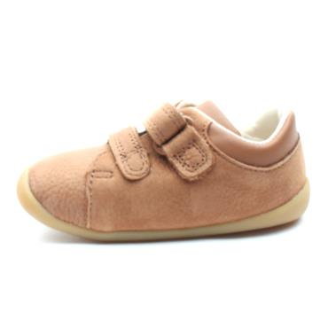 CLARKS ROAMER CRAFT T PREWALKER - TAN F