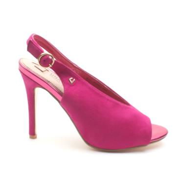 UNA HEALY ROCK STEADY SANDAL - PINK