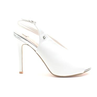 UNA HEALY ROCK STEADY SANDAL - WHITE