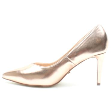 GLAMOUR ROSALYN COURT SHOE - ROSE