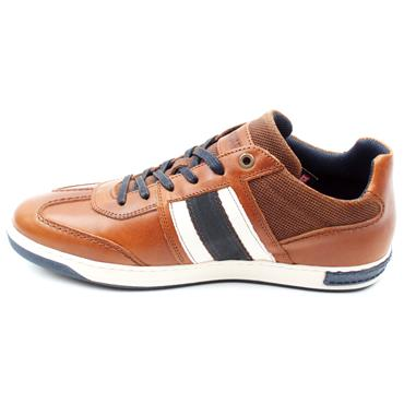 LLOYD AND PRYCE MENS ROUX SHOE - TAN