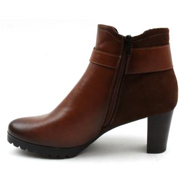 SUSST RUBEN0 ANKLE BOOT - TAN
