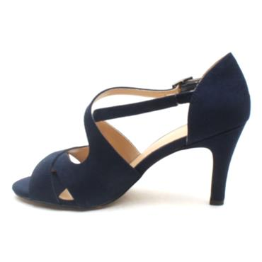 LOTUS SADIA DRESS SANDAL - NAVY