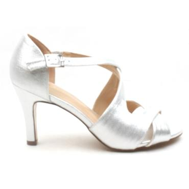 LOTUS SADIA DRESS SANDAL - SILVER