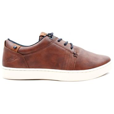 LLOYD AND PRYCE SCANELL SHOE - CAMEL