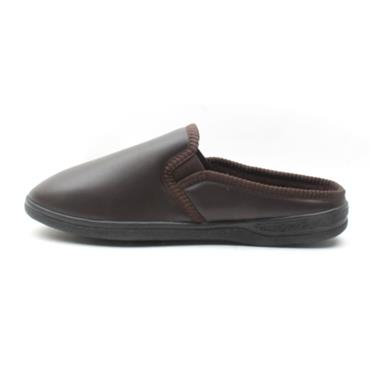 GOODYEAR SLIPPERS - BROWN