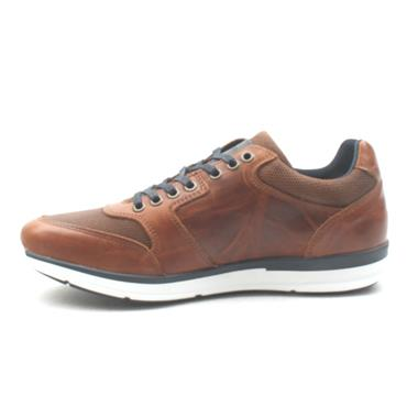 LLOYD AND PRYCE SHANAHAN SHOE - CAMEL