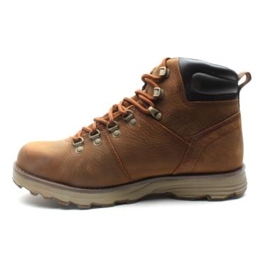 CATS LACED BOOT SIREWP - BROWN