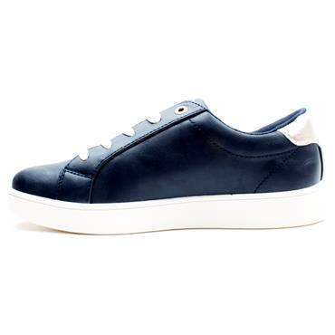 LLOYD AND PRYCE SPENCE SHOE - NAVY