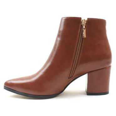 KATE APPLEBY SPILSBY ANKLE BOOT - TAN