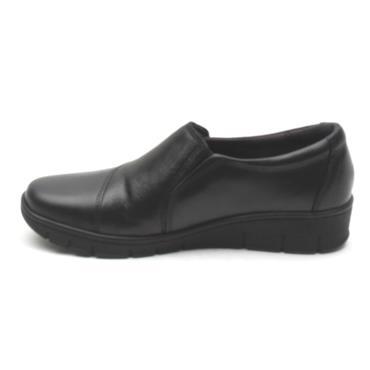 SOFTMODE STAR SLIP ON SHOE - Black