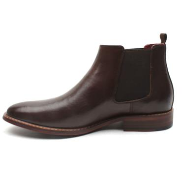 ESCAPE STARBRED GUSSET BOOT - TAN