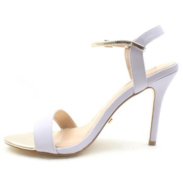 GLAMOUR SUZY STRAP SANDAL - LILAC