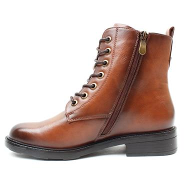 SUSST TOBY 21 LACED BOOT - TAN