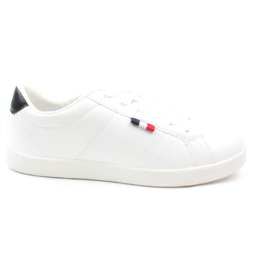 GORDON JACKS TORONTO LACED SHOE - WHITE