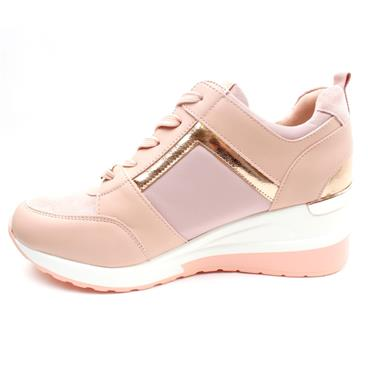 LLOYD AND PRYCE TOUHEY SHOE - PINK