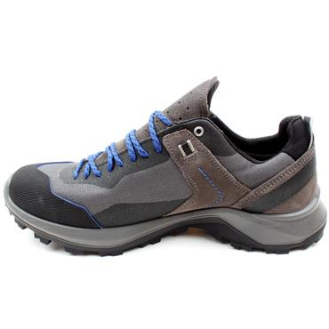 GRISPORT TRIDENT LACED SHOE - GREY