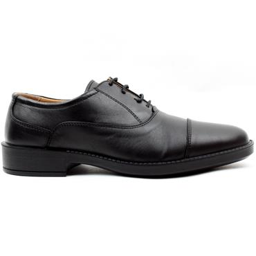SOFTMODE TURIN LACED SHOE - Black