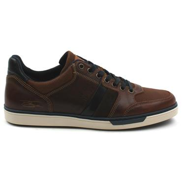 LLOYD AND PRYCE TURNER SHOE - BROWN