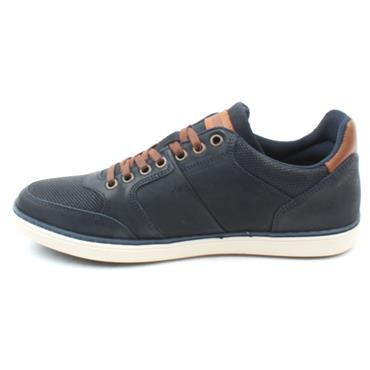 LLOYD AND PRYCE TURNER SHOE - NAVY