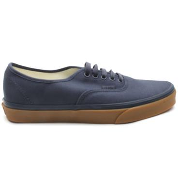 VANS UAUTHENTIC LACED SHOE - Navy Canvas