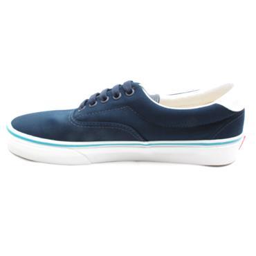 VANS UERA 59 CANVAS SHOE - NAVY BLUE