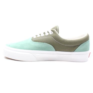 VANS UERA LACED SHOE - GREEN