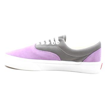 VANS UERA LACED SHOE - GREY PURPLE