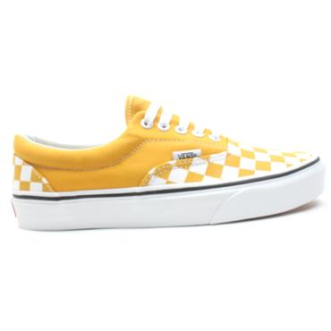 VANS UERA LACED SHOE - YELLOW