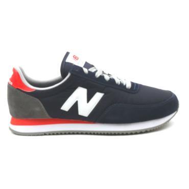 NEW BALANCE UL720UA RUNNER - NAVY/RED