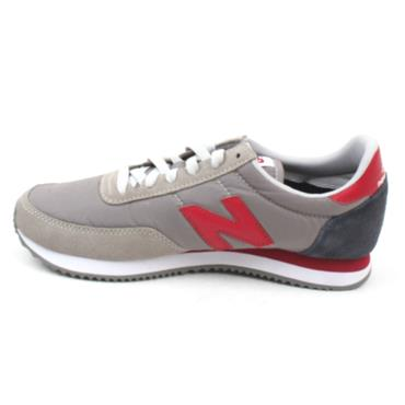 NEW BALANCE UL720UB RUNNER - GREY RED