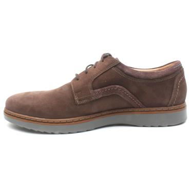 CLARKS UNGEO LACE MENS SHOE - BROWN H