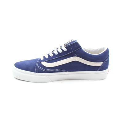 VANS UOLD SKOOL LACED SHOE - BLUE