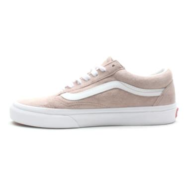 VANS UOLD SKOOL LACED SHOE - LIGHTPINK