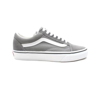 VANS UOLD SKOOL LACED SHOE - PEWTER