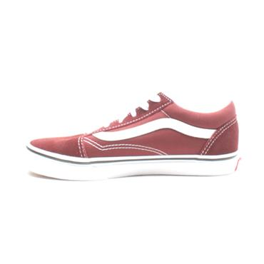 VANS UY OLD SKOOL JUNIOR LACED - WINE