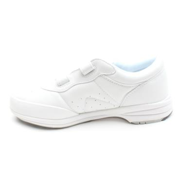 PROPET LADIES W3845 CASUAL RUNNER - WHITE