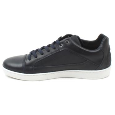 LLOYD AND PRYCE WARD LACED SHOE - BLUE