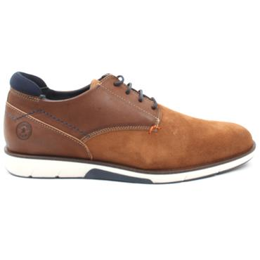 ESCAPE WELLCHOBEN LACED SHOE - TAN