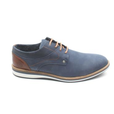 ESCAPE WIZARD KING LACED SHOE - NAVY