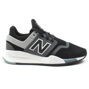 NEW BALANCE WS247TRD LACED RUNNER - Black