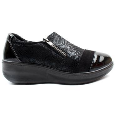 PROPET WW1524 SLIP ON SHOE - Black